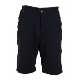 Am Descent Shorts - čierna-modrá