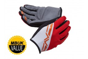 Adventure Trail Glove - červené