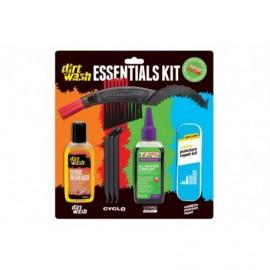 Essentials Kit - základná sada na mazanie , čistenie a defekty