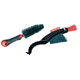 Dirtwash Brush Set 2 kefy